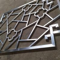 防盗网改造铝窗花 铝花格生产厂家
