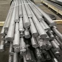 5052铝棒直径210毫米现场零割散卖
