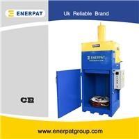 全自動小型鐵桶壓扁機 英國品質