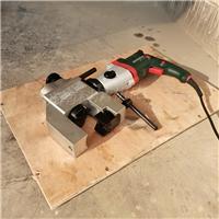 手拿式管子坡口機小型外卡式管道坡口倒角機