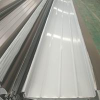 铝镁锰屋面板 铝合金板 铝镁锰板直立锁边
