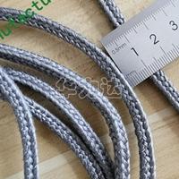 耐高温金属绳子 金属纤维编织绳