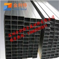 国标6063铝方管  氧化铝管成批出售