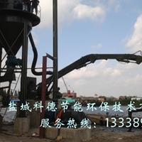 科德KDX水泥粉煤灰礦粉負壓氣力卸船機