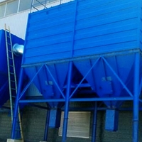 氧化铝厂专项使用布袋除尘器工作原理