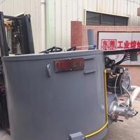 燃氣坩堝熔化爐,天然氣熔鋁爐,熔鋁坩堝爐