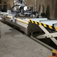 廠家直銷優質生態板開料機下料機