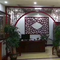 木纹铝窗花定制 木纹铝窗花批发 厂家直营