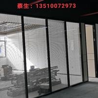 铝合金高隔间 玻璃高隔断墙厂家