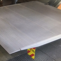 6061鋁合金汽車尾板生產及安裝