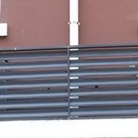 高隔间,中空百叶窗铝型材CNC精加工