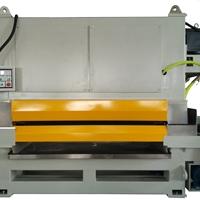 1300厚板铝板表面拉丝机