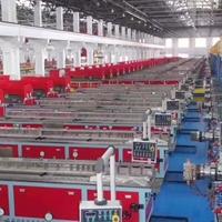 金纬机械5G天线罩设备生产线