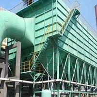 炼钢厂高炉煤气除尘器工作原理