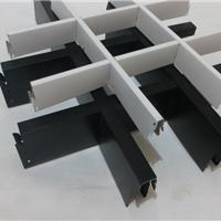 铝格栅吊顶 木纹铝格栅 铝格栅价格