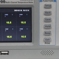 FLA5900多路溫度記錄儀 多路溫度測試儀
