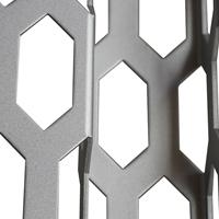 供应奥迪城市展厅瓦楞铝板