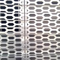 供应幕墙装饰铝单板穿孔板