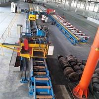 镁合金挤压生产线