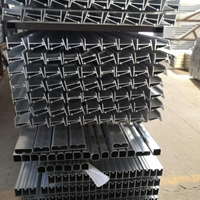钢结构铝型材   钢结构金属屋顶铝型材