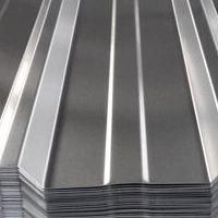 房屋搭建用瓦楞板 压型铝板成批出售