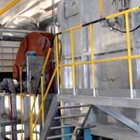 步進爐,步進式鋼瓶熱處理生產線-東豐爐業
