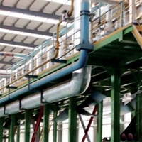 冷軋帶鋼熱鍍鋅生產線-東豐爐業