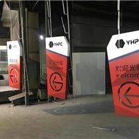 加油站钢结构罩棚包边铝单板 红色铝单板