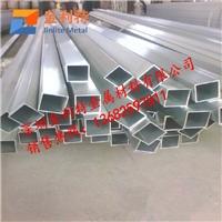 喷涂彩色铝方管  装饰用铝方管