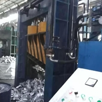 铝型材龙门式剪切机630吨