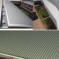 鋁合金板鋁鎂錳屋面板墻面板