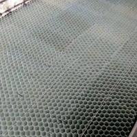 蜂窝斜管生产沉淀除砂池蜂窝斜管填料介绍