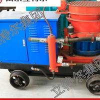 干式喷浆机与湿式喷浆机的区别