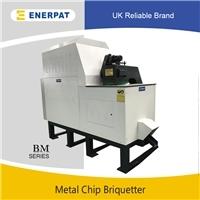 恩派特耐用型高密度成品铝屑压饼机