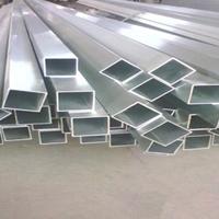 无锡铝方管加工厂 6061铝方管 6063铝方管