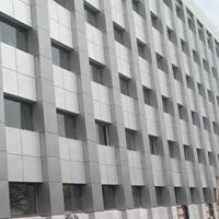 工厂免费出图写字楼酒店发电厂冲孔铝单板