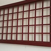 罗成X铝窗花装饰效果图