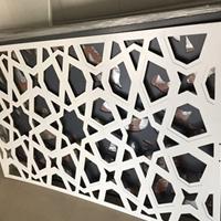珠海冰裂格铝窗花厂家直销