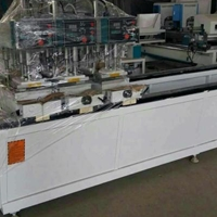 制作塑钢门窗机器多少钱包含哪些设备