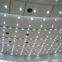 室内吊顶铝单板 天花吊顶铝单板厂家
