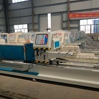 在辽宁丹东市一整套做断桥铝门窗机器报价