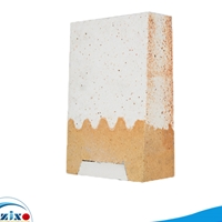 焚烧炉用刚玉莫来石复合砖 专业研究 抗侵蚀