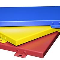 材料铝单板定制 铝单板材料门头招牌