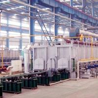大容积长管无缝钢瓶热处理生产线-东丰炉业