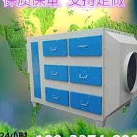 简单喷漆房废气处理设备处理废气管用吗?