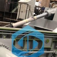 廢鋁型材壓包機400噸包塊500
