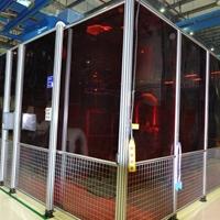 鋁型材設備防護圍欄,鋁型材廠家直銷