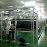 鋁型材潔凈棚定制 上門測量 免費出圖