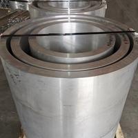 产品2A70准确铝锻件