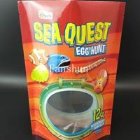 彩色鋁箔自立包裝袋食品自封袋封口袋